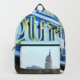 South Austin Neon Backpack