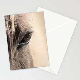 horses eye Stationery Cards
