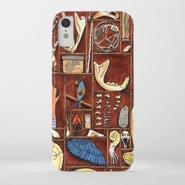 Curious Cabinet iPhone Case