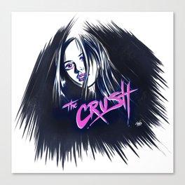 CRUSH'D Canvas Print