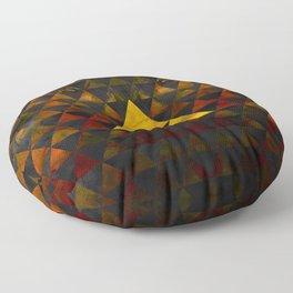 Ganondorf Geometry Floor Pillow