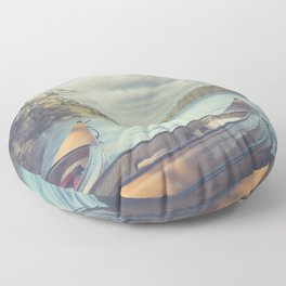 I´ve had dreams about you Floor Pillow