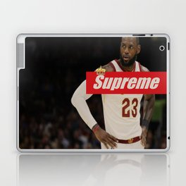 Lebron x supreme Laptop & iPad Skin