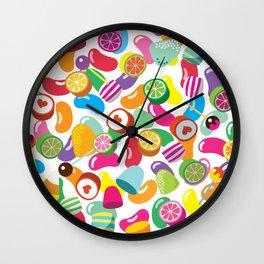 Candy (Sweetheart) Wall Clock