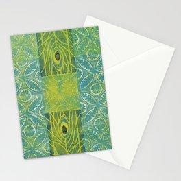 Monoprint 5 Stationery Cards