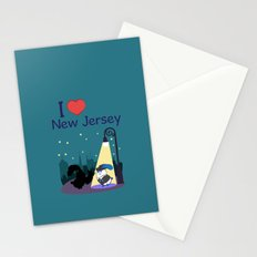 Ernest and Coraline | I love New Jersey Stationery Cards
