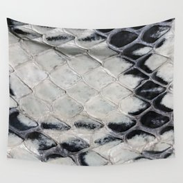 Snake skin Wall Tapestry
