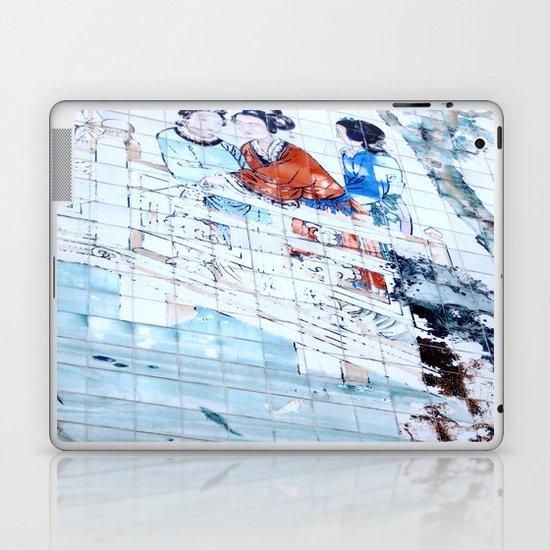 Gossip Queens Laptop & iPad Skin