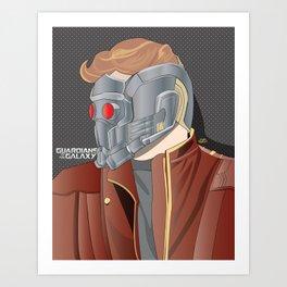 Chris Pratt Art Print