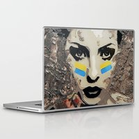 ukraine Laptop & iPad Skins featuring Ukraine, Stand Up! by AsyaCreativeArt