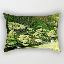 SF Japanese Tea Garden Study 8 Rectangular Pillow
