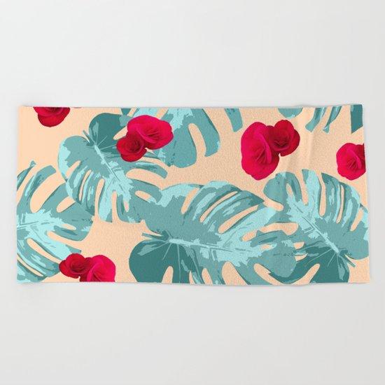 Mirage Beach Towel
