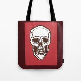 Mannequin of Death (red palette) Tote Bag