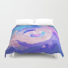 Abstract Mandala 279 Duvet Cover