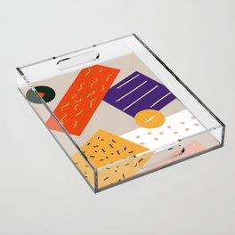 Organic Acrylic Tray
