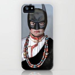 Das dunkle Ritterchen iPhone Case