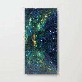 Star Nursery Metal Print