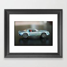 Toy Car Framed Art Print