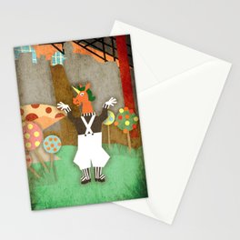 Oompa Loompa Unicorn Stationery Cards