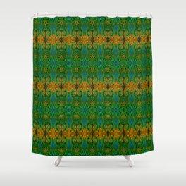 Varietile 65 (Repeating 1) Shower Curtain