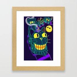 Skeleton Crew Framed Art Print