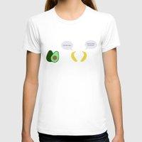 pun T-shirts featuring Fruit Pun by Tom Cronin