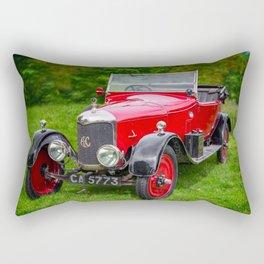 AC Classic Car Rectangular Pillow