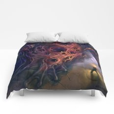The Mountains of Madness Comforters