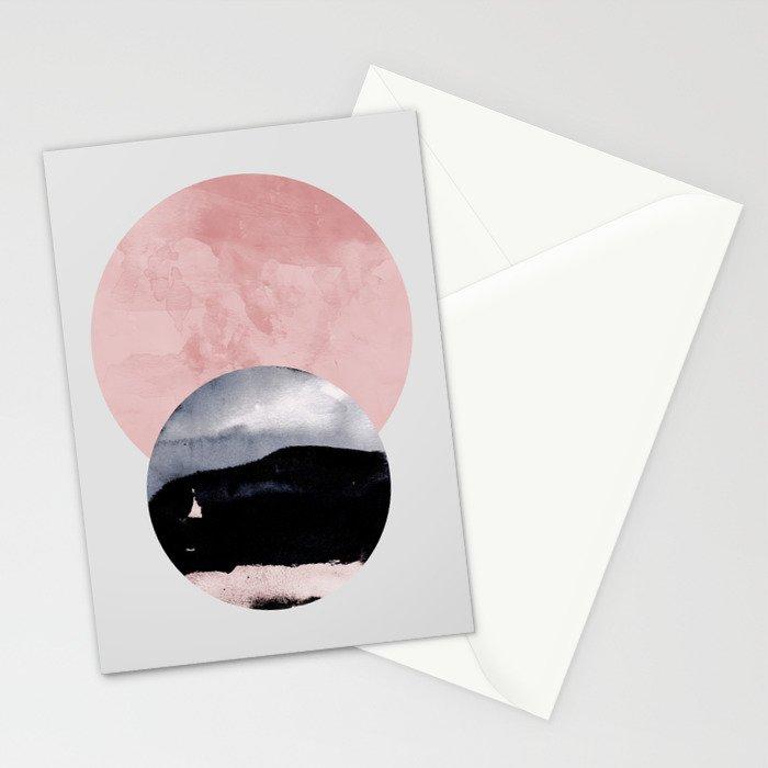 Minimalism 31 Stationery Cards