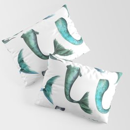 Mermaid Tails Pillow Sham