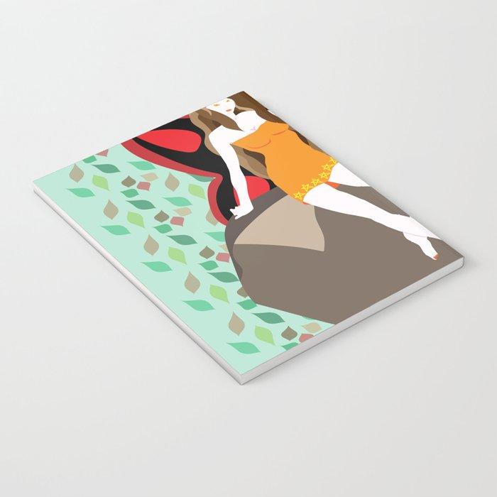 pagan faerie Notebook