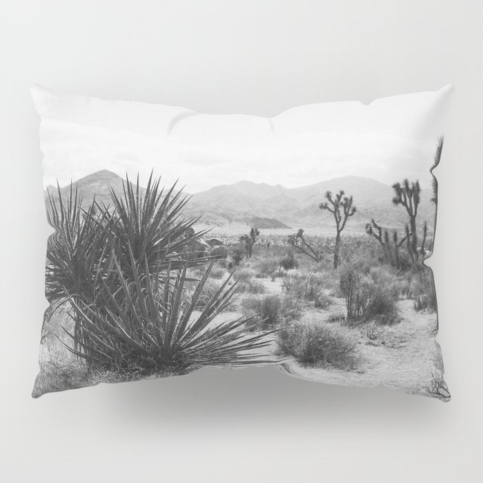 The Place to be in Joshua Tree Pillow Sham