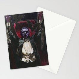 Count Dracula 1931 Bela Lugosi Stationery Cards