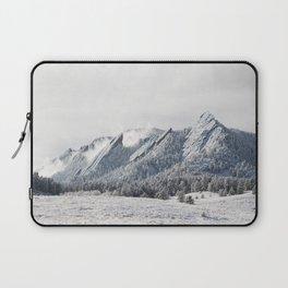 Frosty Flatirons Laptop Sleeve
