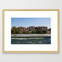 Toulouse II Framed Art Print