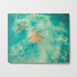 The star of the sea Metal Print