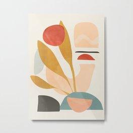 Abstract Shapes 20 Metal Print