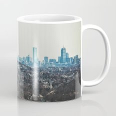 Boston Skyline Mug