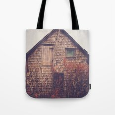 She Created Stories About Abandoned Houses Tote Bag