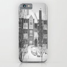 Flakes Falling iPhone 6s Slim Case