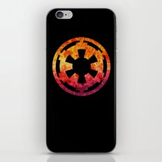 Star Wars Imperial Explosion iPhone & iPod Skin