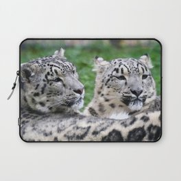 Aqua_Leopard_20180106_by_JAMColorsSpecial Laptop Sleeve