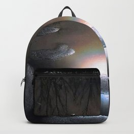 Rainbow Portal Stone Backpack