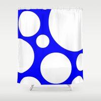 mini Shower Curtains featuring Mini Mushroom by Silvio Ledbetter