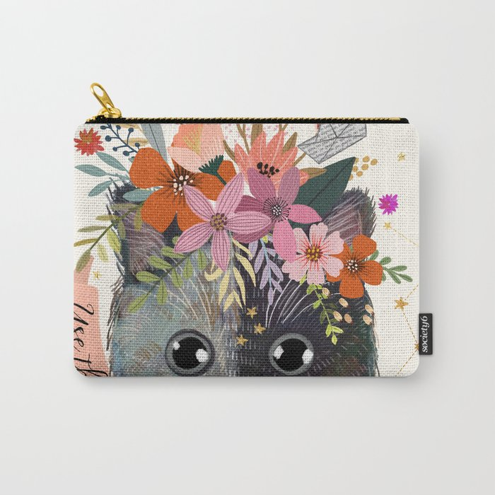 Use the power of your imagination Carry-All Pouch