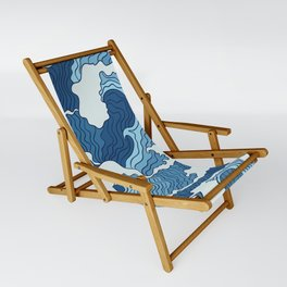 Waves | 7&8 Sling Chair