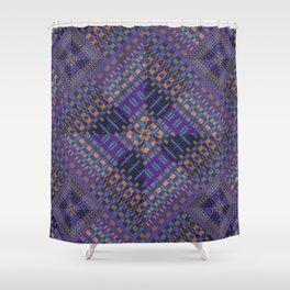 geometric ensemble Shower Curtain