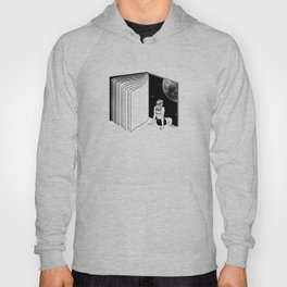 Reading is Dreaming with Your Eyes Open Hoody