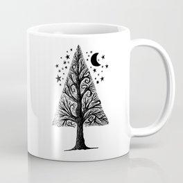 The night tree Coffee Mug