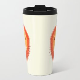 Sad lion Travel Mug